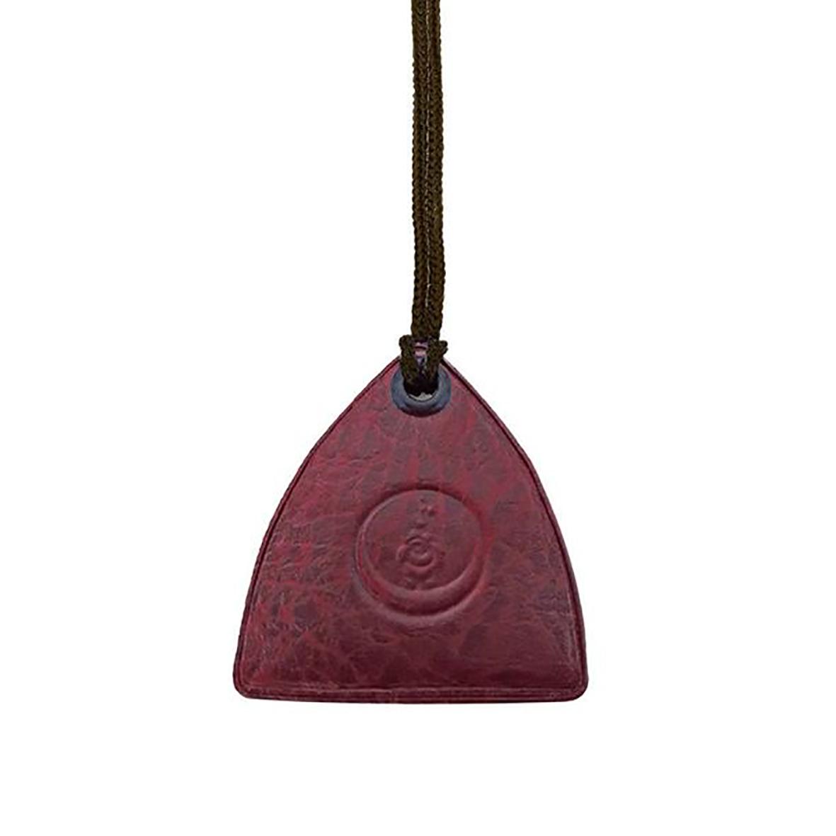 Halsband Cevsen (Weinrot)