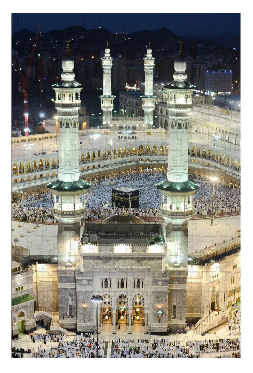 Puzzle Mekka