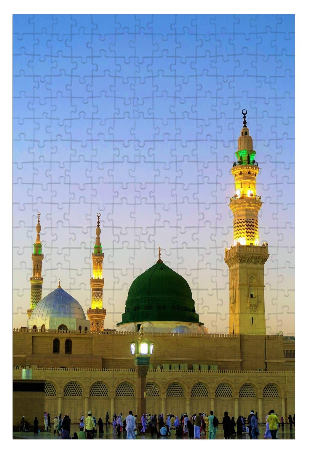 Puzzle Medina 1
