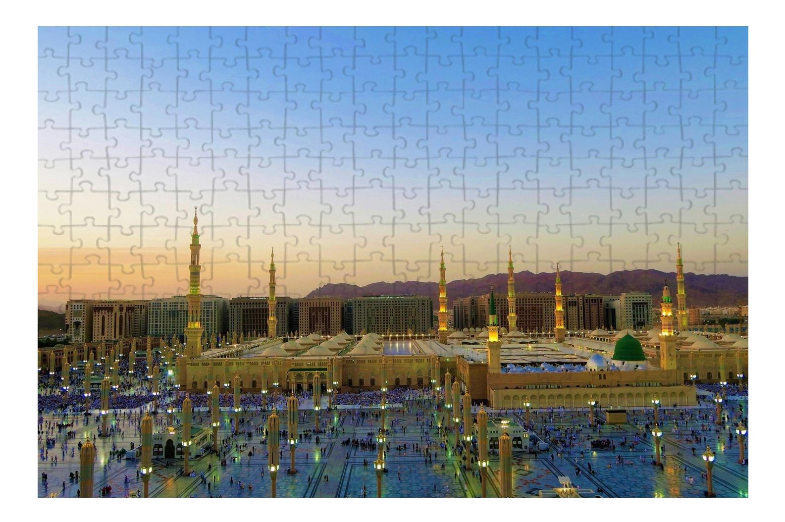 Puzzle Medina 2