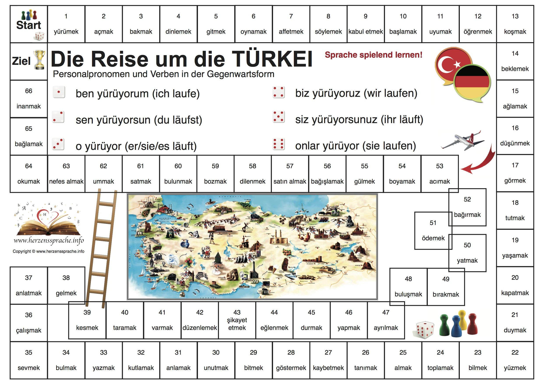 Die Reise um die Türkei Nr. 1